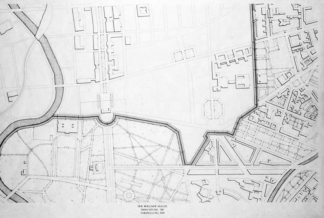 Berlin wall competition tigerman mccurry architects tigerman mccurry ccuart Choice Image