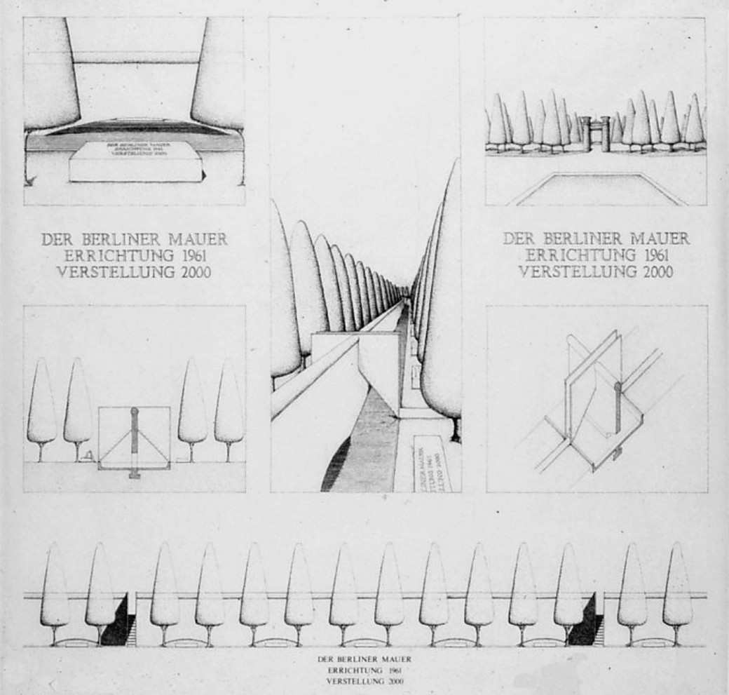 Berlin wall competition tigerman mccurry architects previous ccuart Choice Image