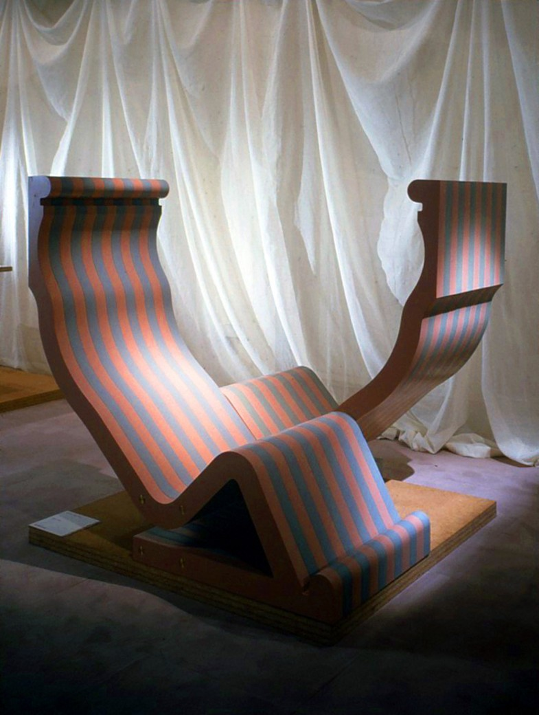Formica chaise lounger tigerman mccurry architects for Chaise formica